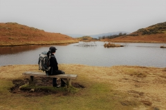 Lily Tarn; enroute to Ambleside