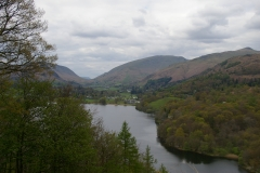 View from Grasmere terraces